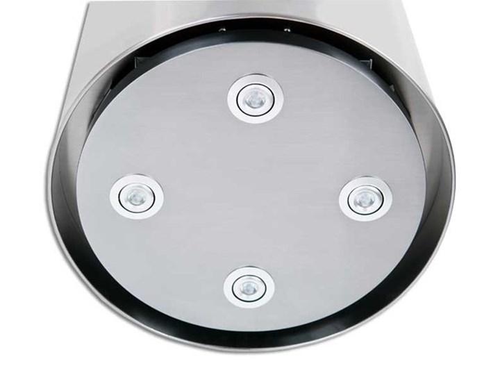 Okap kuchenny Asterio Isola 39.1 Inox Kategoria Okapy Okap przyścienny Okap wyspowy Poziom hałasu 62 dB
