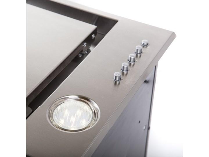 Okap kuchenny Insolita 60.1 Inox Szerokość 60 cm Poziom hałasu 46 dB Okap do zabudowy Kategoria Okapy