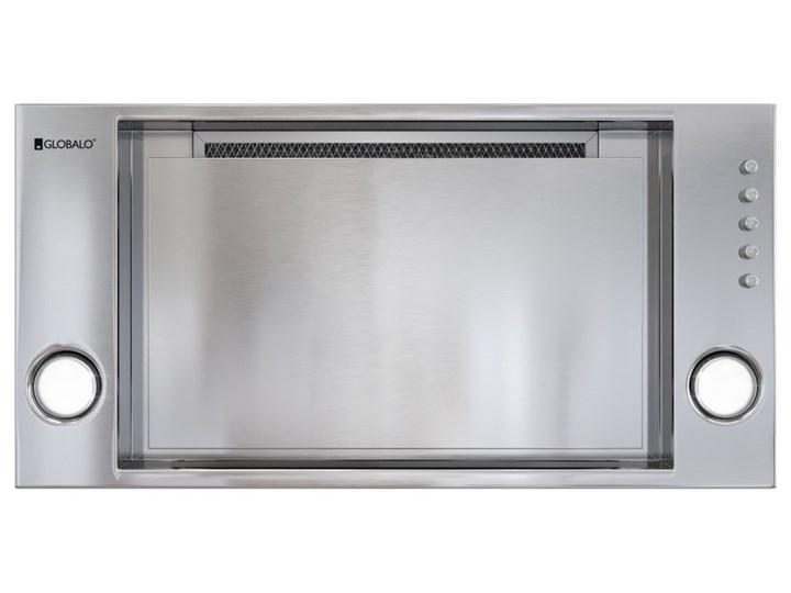 Okap kuchenny Insolita 60.1 Inox Okap do zabudowy Szerokość 60 cm Poziom hałasu 46 dB