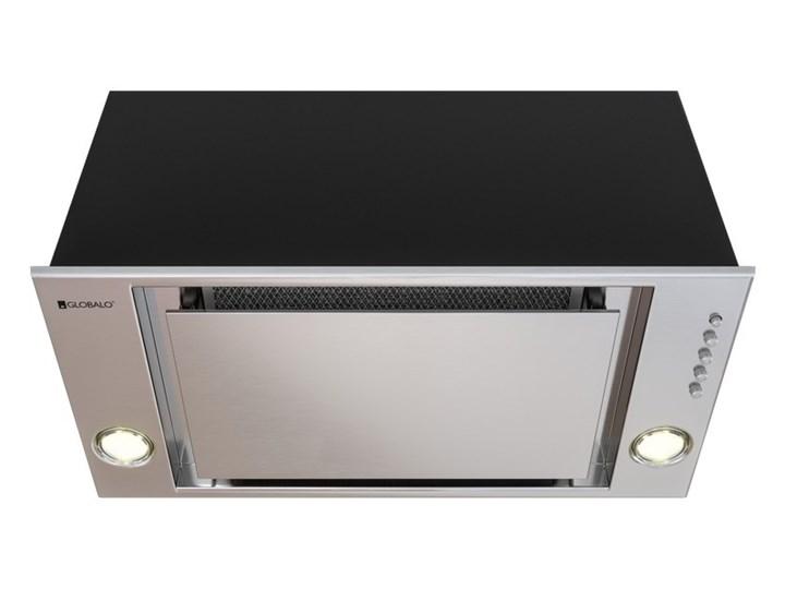 Okap kuchenny Insolita 60.1 Inox Poziom hałasu 61 dB Szerokość 60 cm Okap do zabudowy Poziom hałasu 46 dB