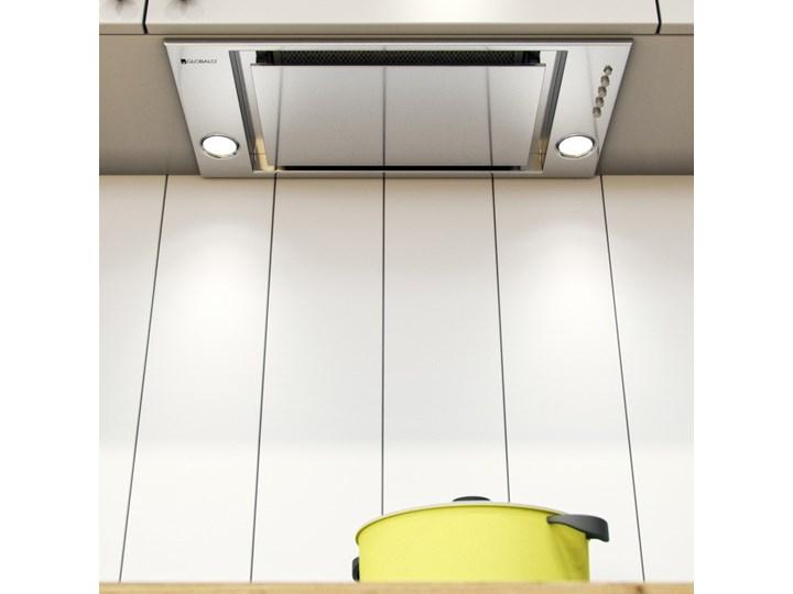 Okap kuchenny Insolita 60.1 Inox Szerokość 60 cm Okap do zabudowy Poziom hałasu 61 dB