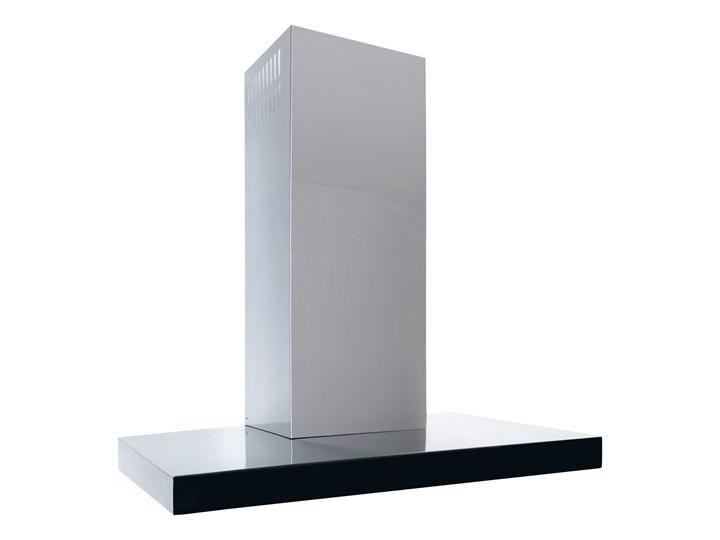 Okap kuchenny Nidaro 90.3 Black Szerokość 90 cm Okap przyścienny Poziom hałasu 42 dB Kolor Czarny
