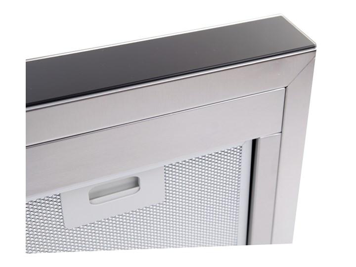 Okap kuchenny Nidaro 90.3 Black Szerokość 90 cm Kategoria Okapy Okap przyścienny Sterowanie Elektroniczne