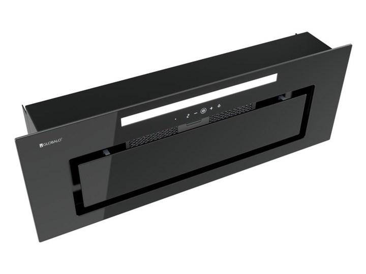 Okap kuchenny Silentio 80.2 Black Okap do zabudowy Sterowanie Elektroniczne
