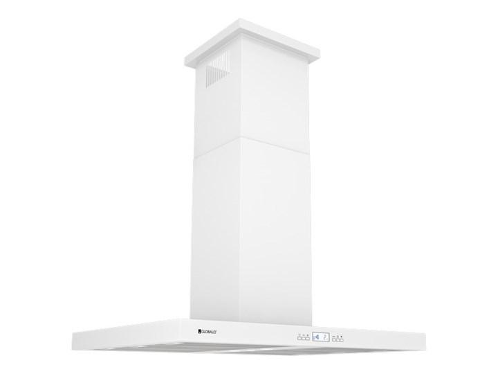 Okap kuchenny Nomina Isola 90.4 Sensor White Szerokość 90 cm Poziom hałasu 70 dB Okap wyspowy Kolor Biały