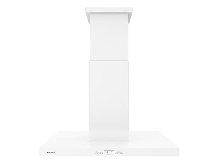Okap kuchenny Nomina Isola 90.4 Sensor White Okap wyspowy Szerokość 90 cm Sterowanie Elektroniczne