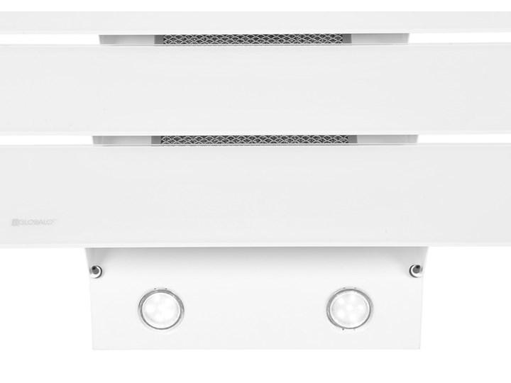 Okap kuchenny Larto 60.3 White Sterowanie Elektroniczne Okap przyścienny Szerokość 60 cm Kolor Biały