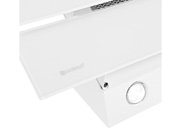 Okap kuchenny Larto 60.3 White Poziom hałasu 69 dB Szerokość 60 cm Okap przyścienny Poziom hałasu 63 dB