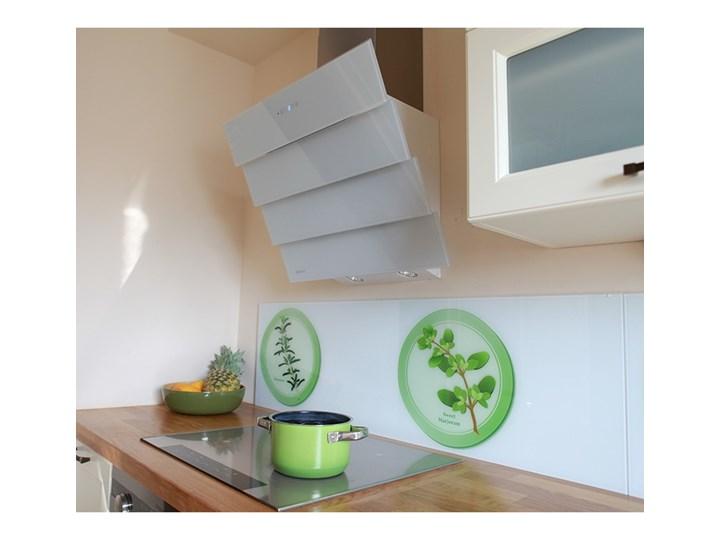 Okap kuchenny Larto 60.3 White Szerokość 60 cm Okap przyścienny Kolor Biały