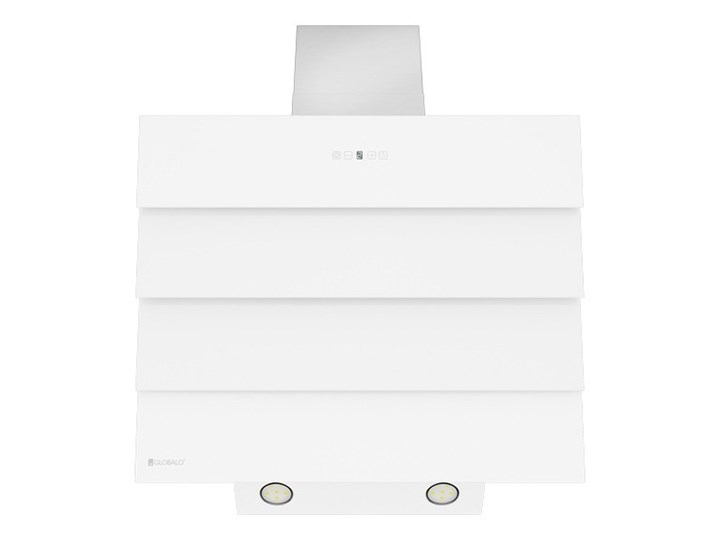 Okap kuchenny Larto 60.3 White Okap przyścienny Szerokość 60 cm Poziom hałasu 52 dB Poziom hałasu 63 dB