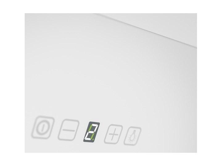Okap kuchenny Larto 60.3 White Okap przyścienny Poziom hałasu 69 dB Szerokość 60 cm Poziom hałasu 63 dB