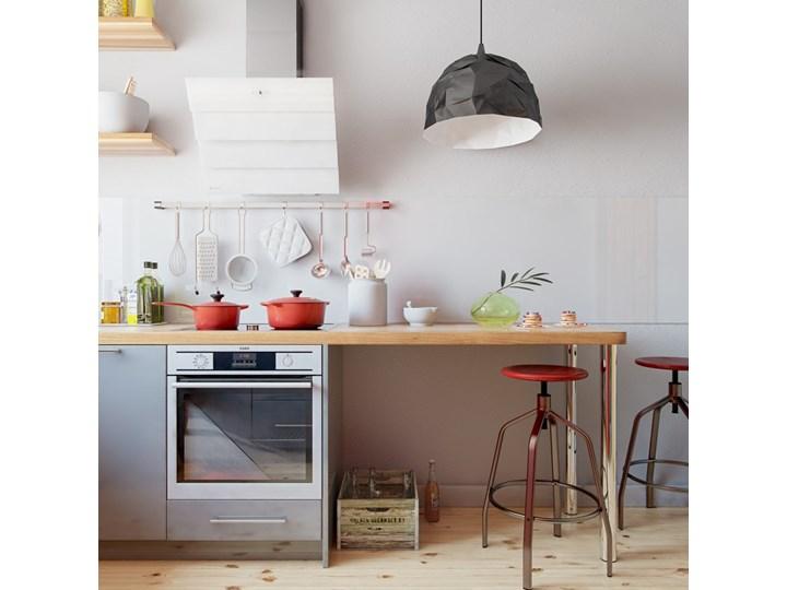 Okap kuchenny Larto 60.3 White Okap przyścienny Sterowanie Elektroniczne Szerokość 60 cm Poziom hałasu 52 dB