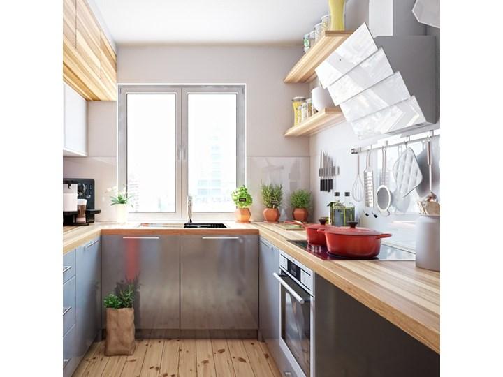Okap kuchenny Larto 60.3 White Szerokość 60 cm Okap przyścienny Poziom hałasu 52 dB