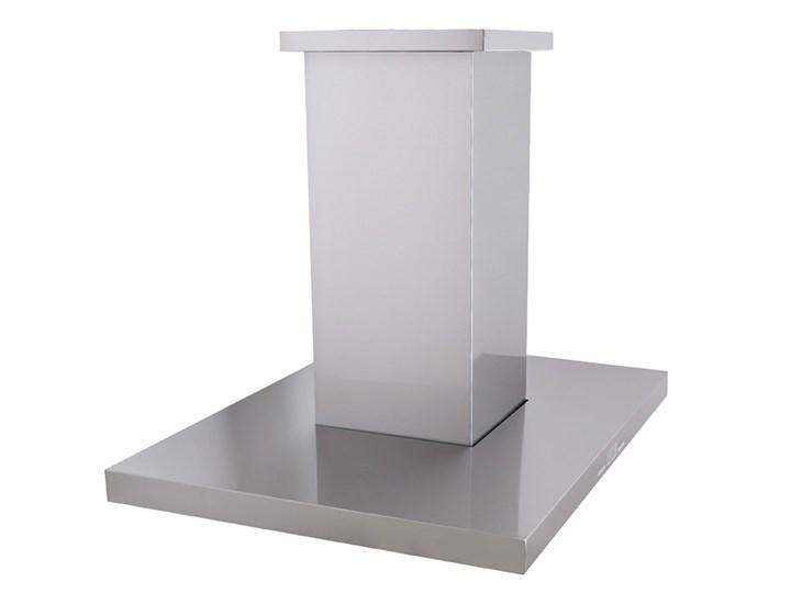 Okap kuchenny Nomina Isola 90.4 Sensor Okap wyspowy Sterowanie Elektroniczne Szerokość 90 cm Poziom hałasu 50 dB