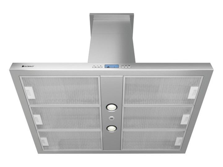Okap kuchenny Nomina Isola 90.4 Sensor Szerokość 90 cm Okap wyspowy Sterowanie Elektroniczne