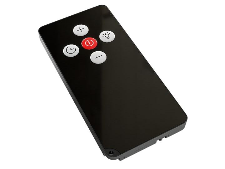 Okap kuchenny Lagardio 90.3 Black Szerokość 90 cm Okap przyścienny Poziom hałasu 52 dB