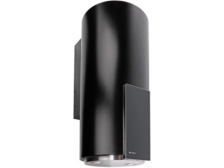 Okap kuchenny Roxano 39.1 Black Okap przyścienny Sterowanie Elektroniczne