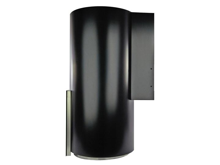 Okap kuchenny Roxano 39.1 Black Okap przyścienny Poziom hałasu 49 dB