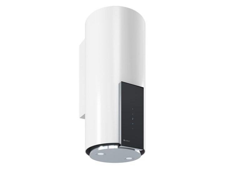 Okap kuchenny Roxano 39.1 White Okap przyścienny Poziom hałasu 68 dB Sterowanie Elektroniczne