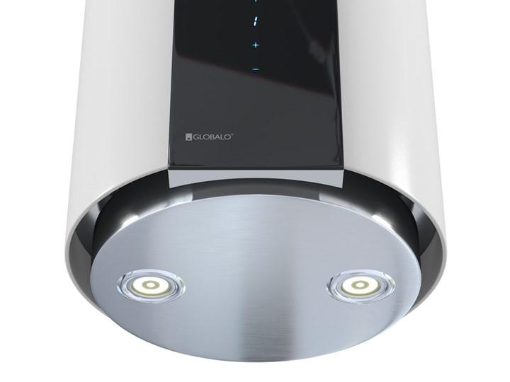 Okap kuchenny Roxano 39.1 White Okap przyścienny Kolor Biały Poziom hałasu 63 dB