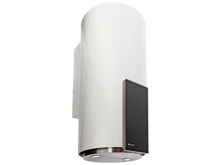 Okap kuchenny Roxano 39.1 White Okap przyścienny Poziom hałasu 49 dB