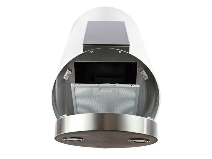 Okap kuchenny Roxano 39.1 White Okap przyścienny Sterowanie Elektroniczne