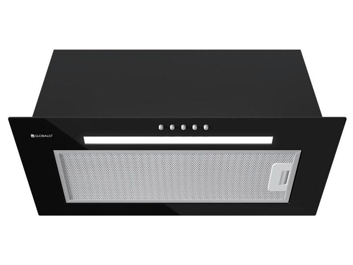 Okap kuchenny Benikor 60.2 Black Poziom hałasu 61 dB Okap do zabudowy Kolor Czarny