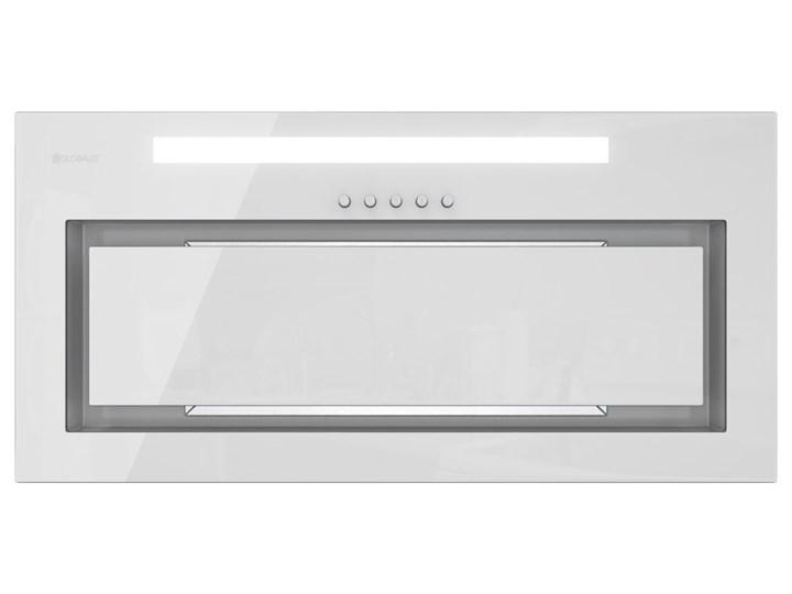 Okap kuchenny Senturo 60.3 White Okap podszafkowy Poziom hałasu 66 dB Okap do zabudowy Kolor Biały