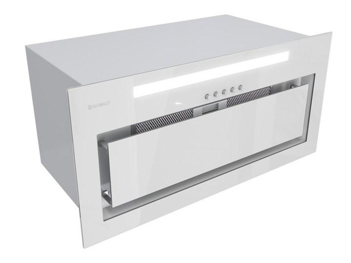 Okap kuchenny Senturo 60.3 White Okap podszafkowy Okap do zabudowy Poziom hałasu 48 dB Sterowanie Elektroniczne