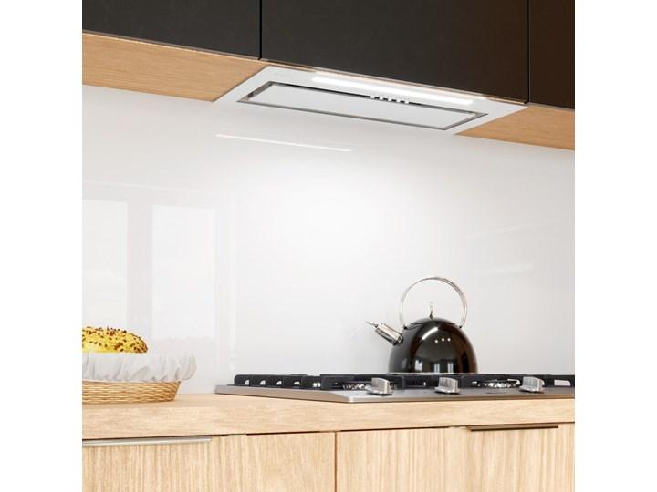 Okap kuchenny Senturo 60.3 White Sterowanie Elektroniczne Okap do zabudowy Okap podszafkowy Poziom hałasu 66 dB