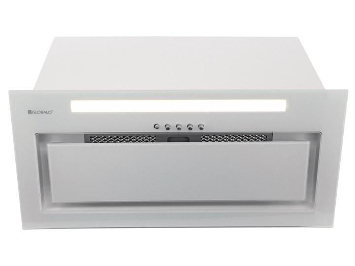 Okap kuchenny Senturo 60.3 White Okap do zabudowy Okap podszafkowy Poziom hałasu 66 dB