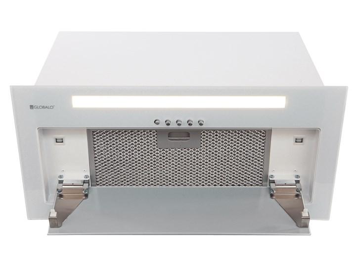 Okap kuchenny Senturo 60.3 White Poziom hałasu 48 dB Okap podszafkowy Okap do zabudowy Kolor Biały