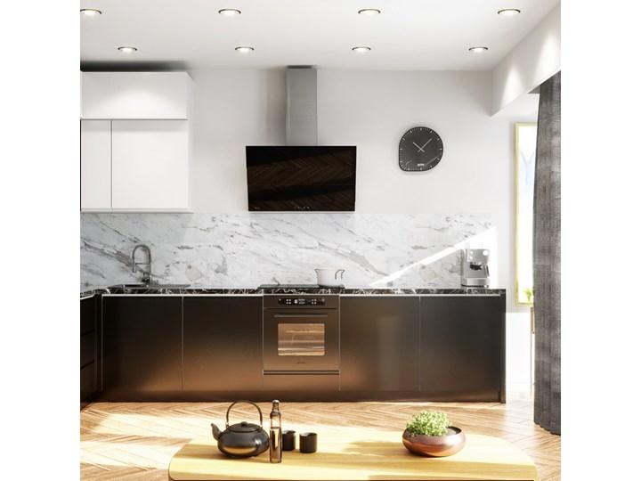 Okap kuchenny Softedo 90.1 Black Szerokość 90 cm Okap przyścienny Sterowanie Elektroniczne