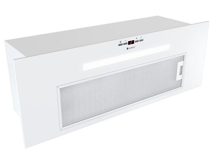 Okap kuchenny Agendero 80.2 White Okap do zabudowy Poziom hałasu 58 dB