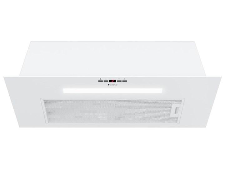 Okap kuchenny Agendero 80.2 White Poziom hałasu 58 dB Okap do zabudowy Poziom hałasu 44 dB