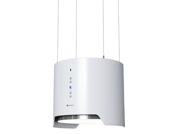 Okap kuchenny Arenoflow 39.1 White Szerokość 39 cm Okap wyspowy Poziom hałasu 64 dB