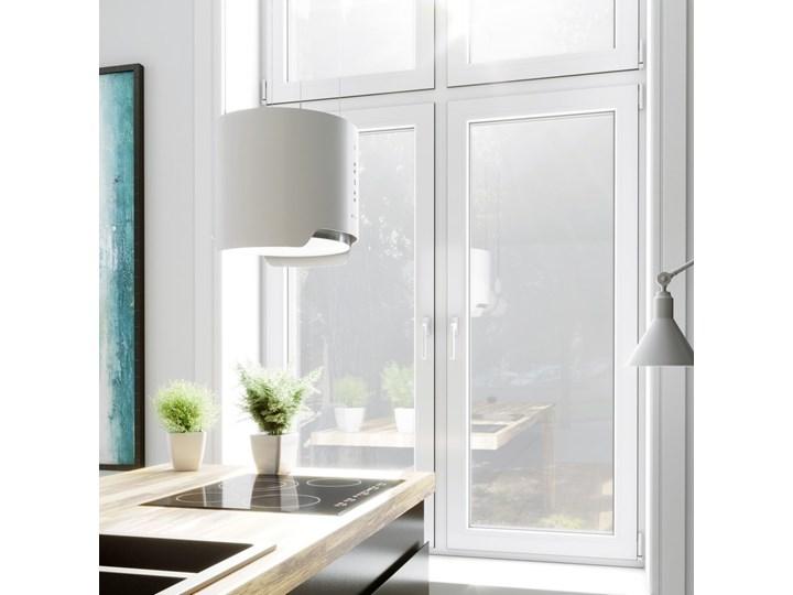 Okap kuchenny Arenoflow 39.1 White Okap wyspowy Szerokość 39 cm Poziom hałasu 64 dB