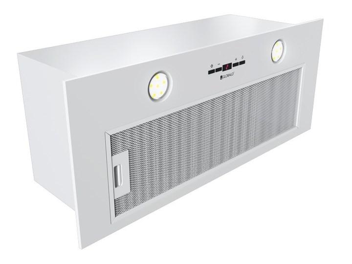 Okap kuchenny Laizeno 70.1 White Okap do zabudowy Szerokość 70 cm Sterowanie Elektroniczne Poziom hałasu 66 dB