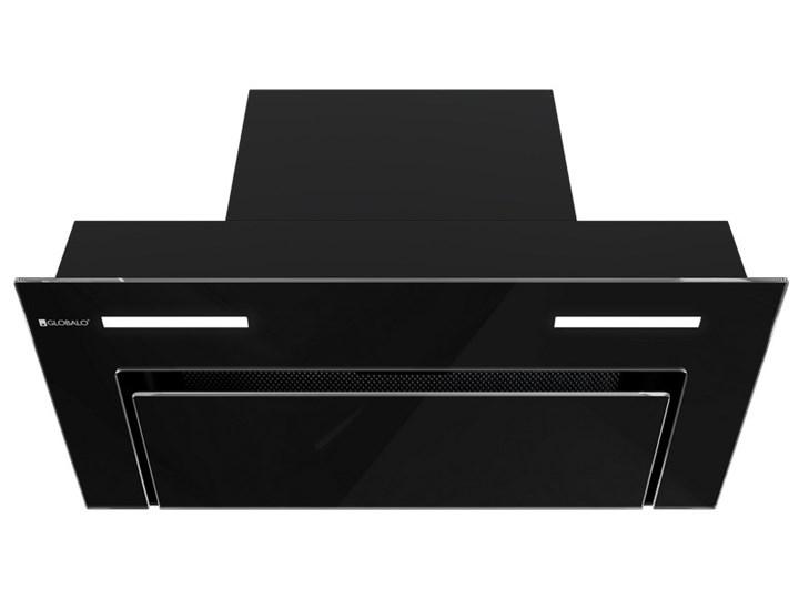 Okap kuchenny Gingero 60.1 Black Okap podszafkowy Okap do zabudowy Poziom hałasu 66 dB Poziom hałasu 59 dB
