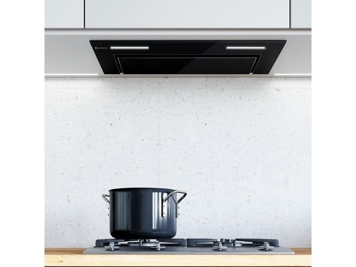 Okap kuchenny Gingero 60.1 Black Okap podszafkowy Okap do zabudowy Poziom hałasu 59 dB