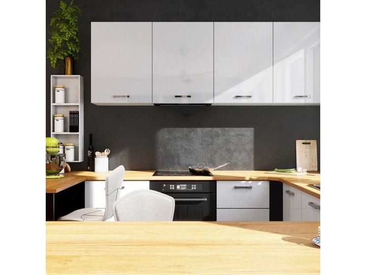 Okap kuchenny Rigelo 60.2 Black Kolor Czarny Okap do zabudowy Sterowanie Mechaniczne