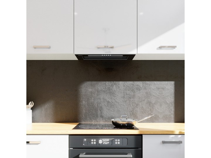 Okap kuchenny Rigelo 60.2 Black Okap do zabudowy Poziom hałasu 47 dB