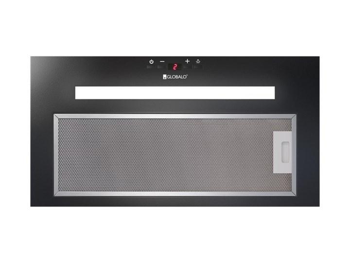 Okap kuchenny Amadio 60.2 Black Okap do zabudowy Poziom hałasu 48 dB