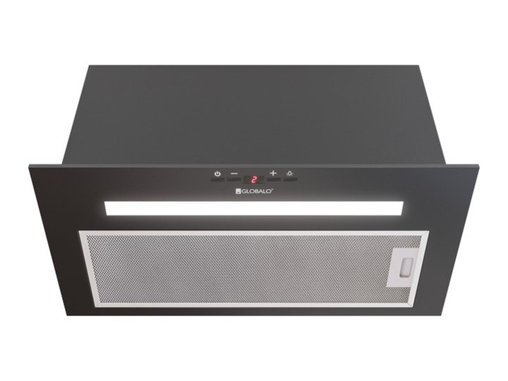 Okap kuchenny Amadio 60.2 Black Poziom hałasu 48 dB Okap do zabudowy Poziom hałasu 66 dB