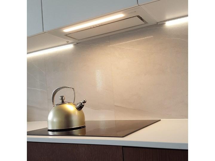 Okap kuchenny Senturo 60.3 White Okap podszafkowy Okap do zabudowy Poziom hałasu 48 dB