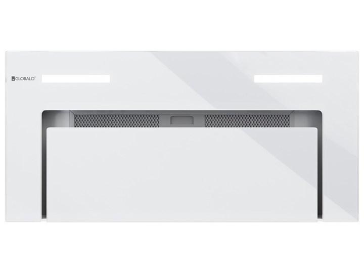 Okap kuchenny Gingero 60.1 White Okap podszafkowy Okap do zabudowy Poziom hałasu 66 dB