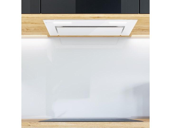 Okap kuchenny Gingero 60.1 White Okap podszafkowy Okap do zabudowy Poziom hałasu 59 dB