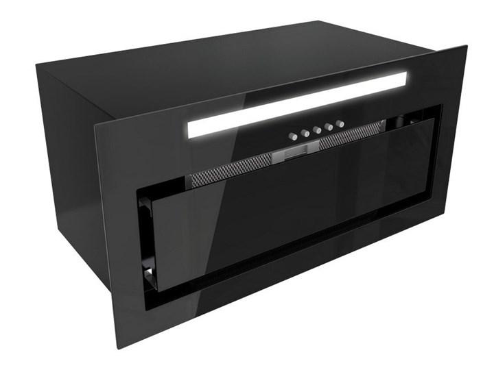 Okap kuchenny Senturo 60.3 Black Okap podszafkowy Okap do zabudowy Poziom hałasu 48 dB