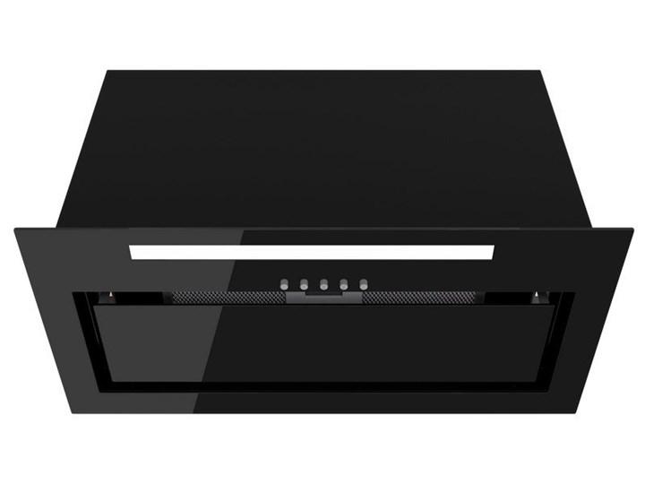 Okap kuchenny Senturo 60.3 Black Okap do zabudowy Okap podszafkowy Sterowanie Elektroniczne