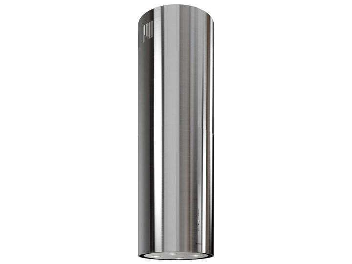 Okap kuchenny Asterio Isola 39.1 Inox Okap wyspowy Okap przyścienny Poziom hałasu 70 dB